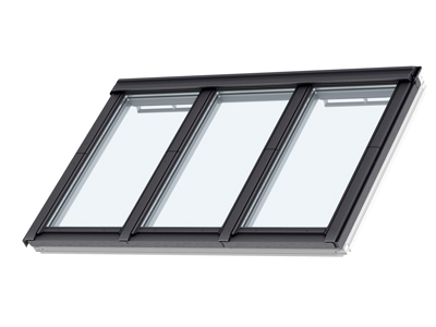 The 3-in-1 Velux roof window, installed and maintained in Surrey