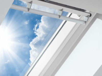Integra electric and solar roof Velux windows installed in Surrey and London